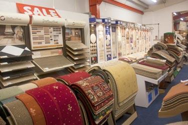 rugs showrooms