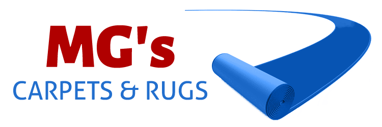 MG's carpets and rugs logo