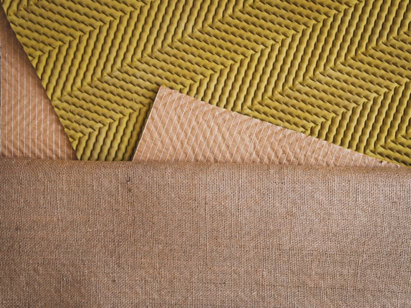 carpet underlay rolls