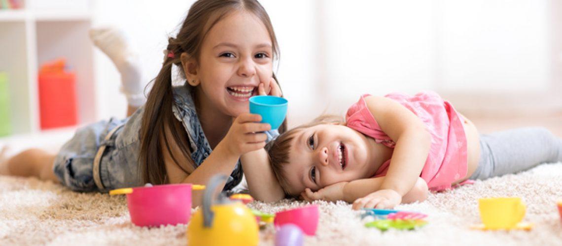 Your New Carpet Choice & Children